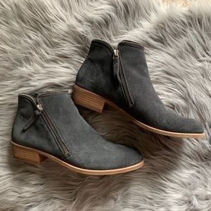Dolce Vita Sofiya Suede Ankle Boots